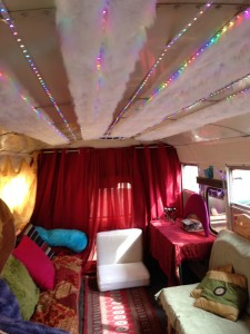 Diva Nation BM 2014 Bus inside update